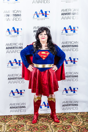 AAF District 7 American Advertising Awards April 10th, 2015