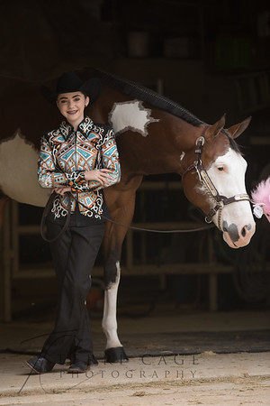 Simons Show Horses