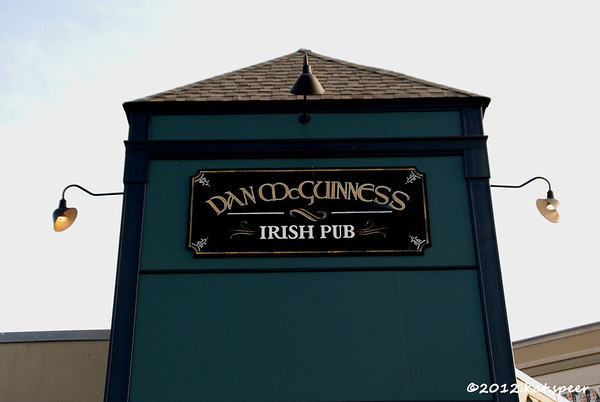 20120317 St. Patrick's Day at Dan McGuiness Nashville