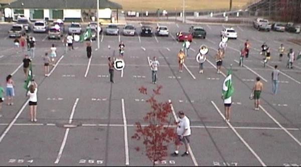 2008-11-06: Last Practice