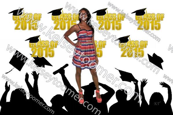 Alicia Graduation Party