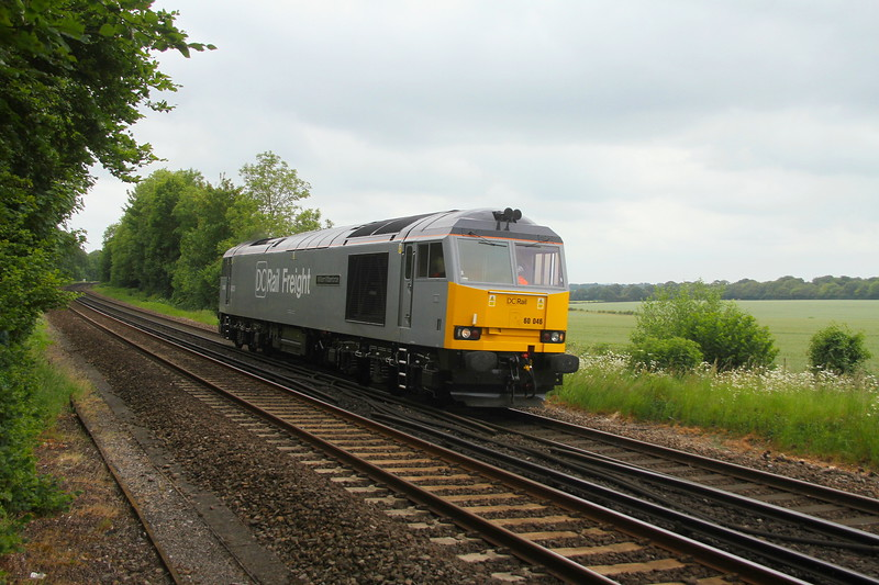 60046 Micheldever 09/06/20 0Z62 Southampton Up Yard to Reading