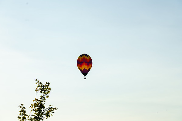 Great Balloon Race July 27, 2018