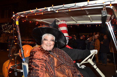 Halloween 2011 - Night Parade