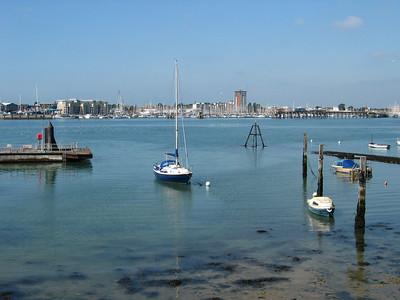 UK: Portsmouth & London '07