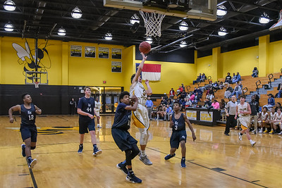 Forest Hills vs. East Montgomery - 01/11/19