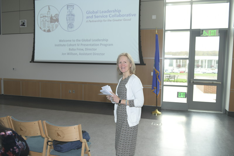 Global Leadership Institute Cohort IV Presentation Program