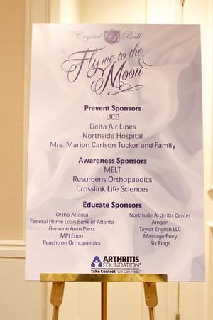 Arthritis Foundation Gala 2014 - Fly Me To the Moon