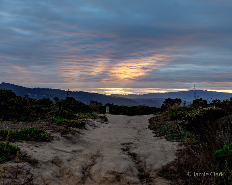 Pillar Point Bluff Sunrise