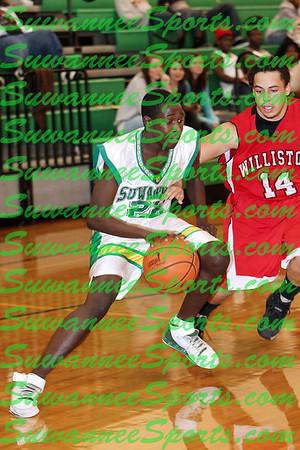 Suwannee vs Williston High School 2009-10