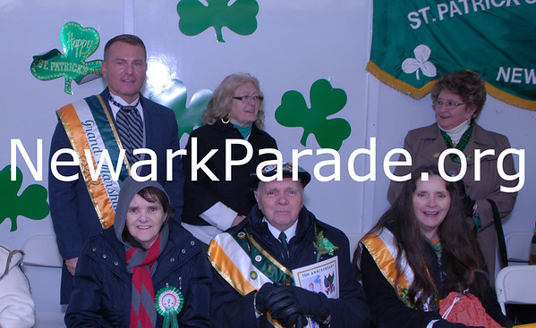 2010 Parade - Grandstand Ceremonies
