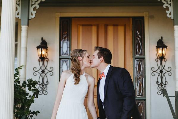 Tyler + Alex | A Wedding Story