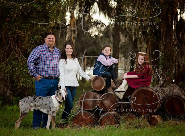 The Burnette Family 2020