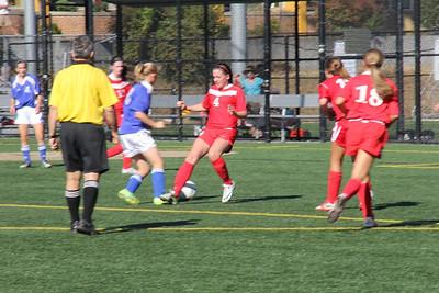 Stephanie - Soccer highlights for family