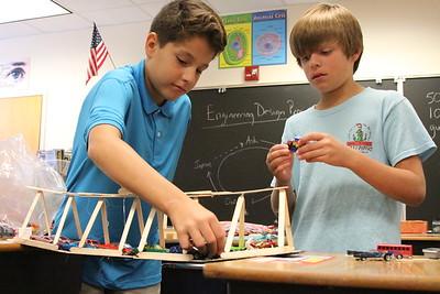 Grade 5 Building Bridges