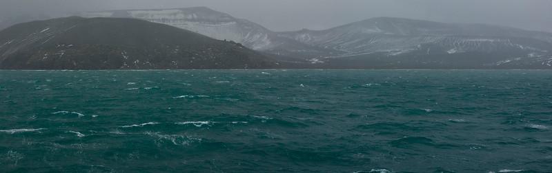 Deception Island to Neko Harbour