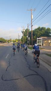 Luckenbach, Texas 2016 Ride