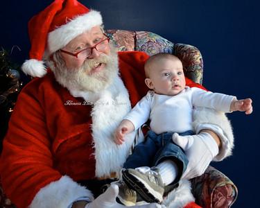 Santa & Me 2013