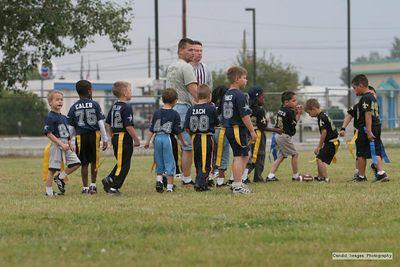 Flag- Cowboys Vs Saints Aug 5