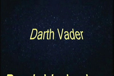 Darth Vadar