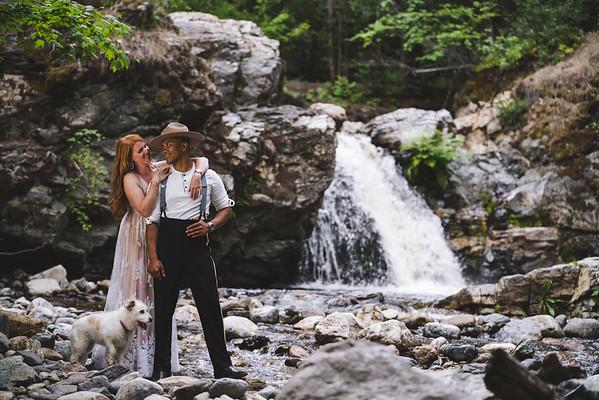 20180717 Kim & Carlos engaged