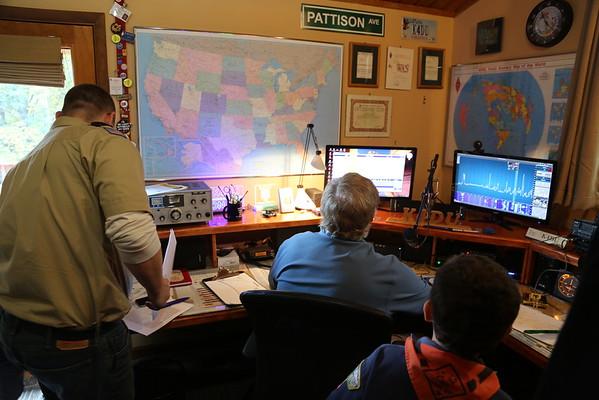 Ham Radio Visit