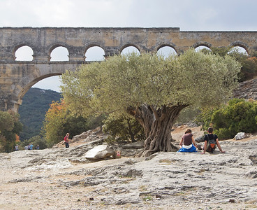 Arles and Pont du Gard