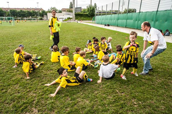 F-Junioren Training