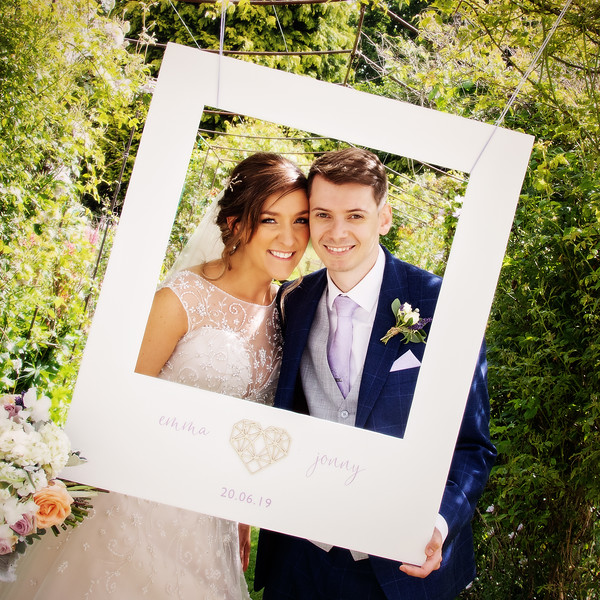 Lartington Hall Wedding
