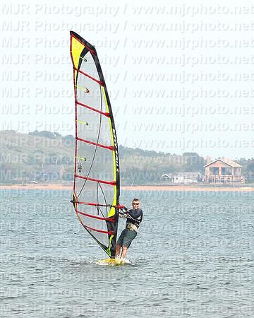 Wind Surfing, Montauk, NY, (5-26-07)