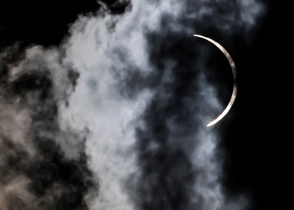 Solar Eclipse of Aug 21, 2017