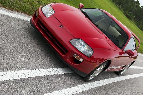 Kelin's Toyota Supra