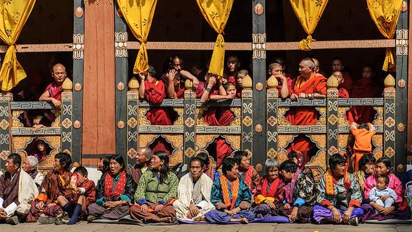 BHUTAN - The Thunder Dragon of Himalaya