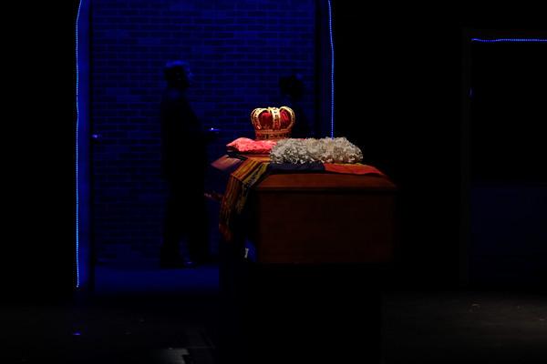 "Coronado Playhouse ""King Charles"""