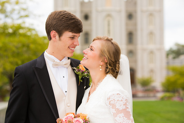 Heidi Parker wedding