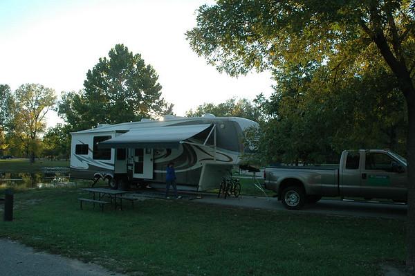 Journal Site 43: Louisville State Recreation Area, Louisville, Nebraska  -  September 25, 2006