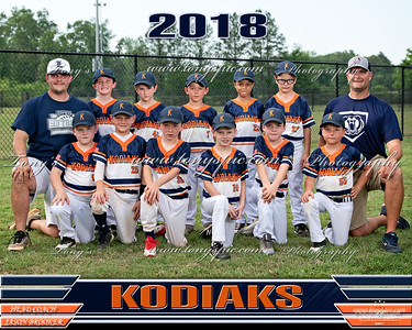 Jason Brookers Kodiaks  14 May 2018