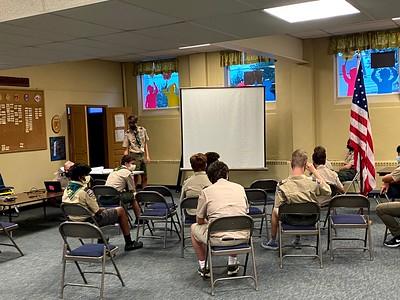 Troop Meeting - 8-27-21 (PLC-Adv-Campout)