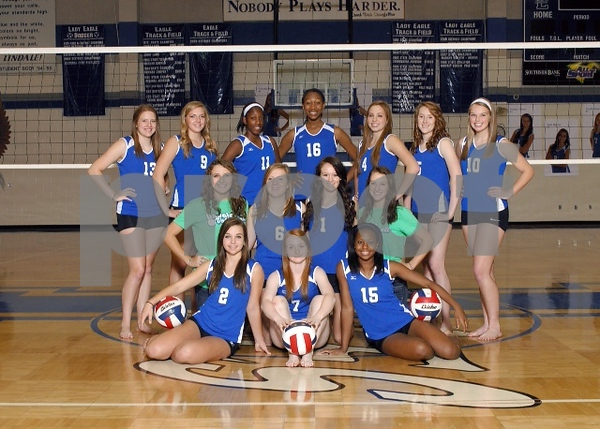 lindale volleyball