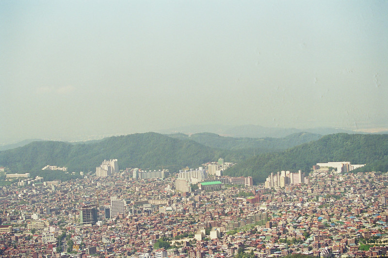 2000 september view from bukhansan bulgwang dong.jpg