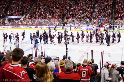 Canes vs Islanders 05.03.19