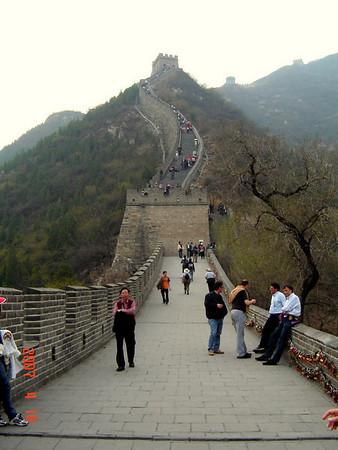 2007 - April 18 - China - Ming Tombs & Great Wall