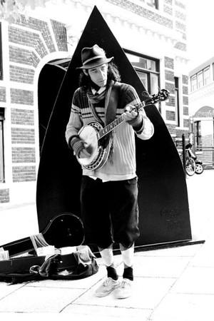 Banjo Soloist