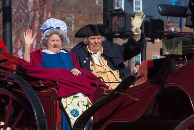 George Washington Birthday Parade (Alexandria VA) - 2012