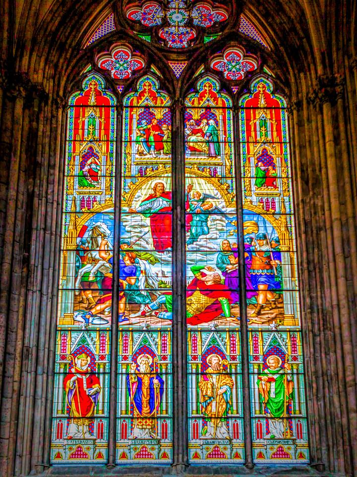 德国科隆大教堂,建筑奇迹