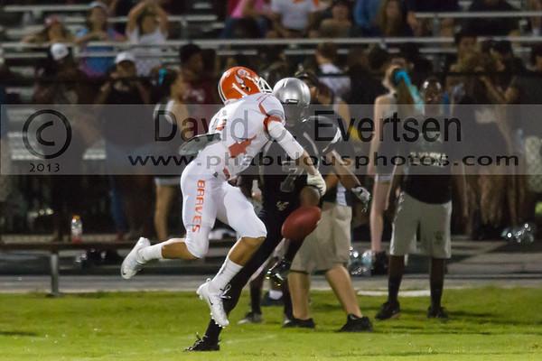 Boone Varsity Football #7 - 2013