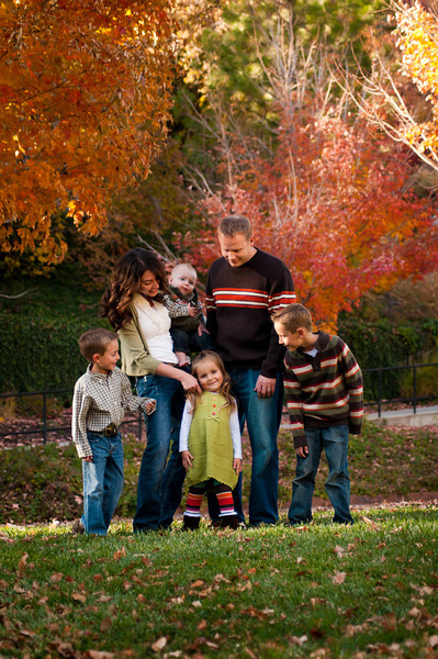 The Lyndsay Family 2012
