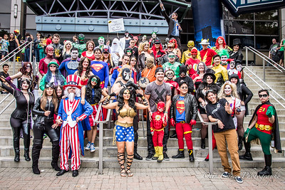 Heroes & Villains 2016 II DC Shoot (Sunday)