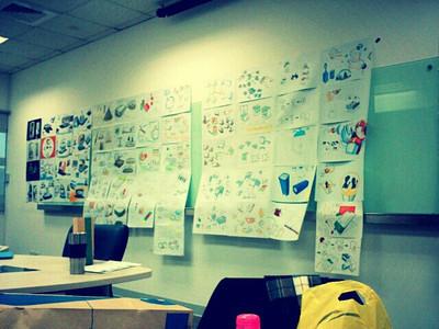 Graduation Project 2012