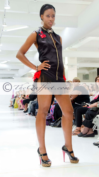 SBFW 2012: Jillian Waynes: Paris Lapin Couture, Metropolitan Pavillion